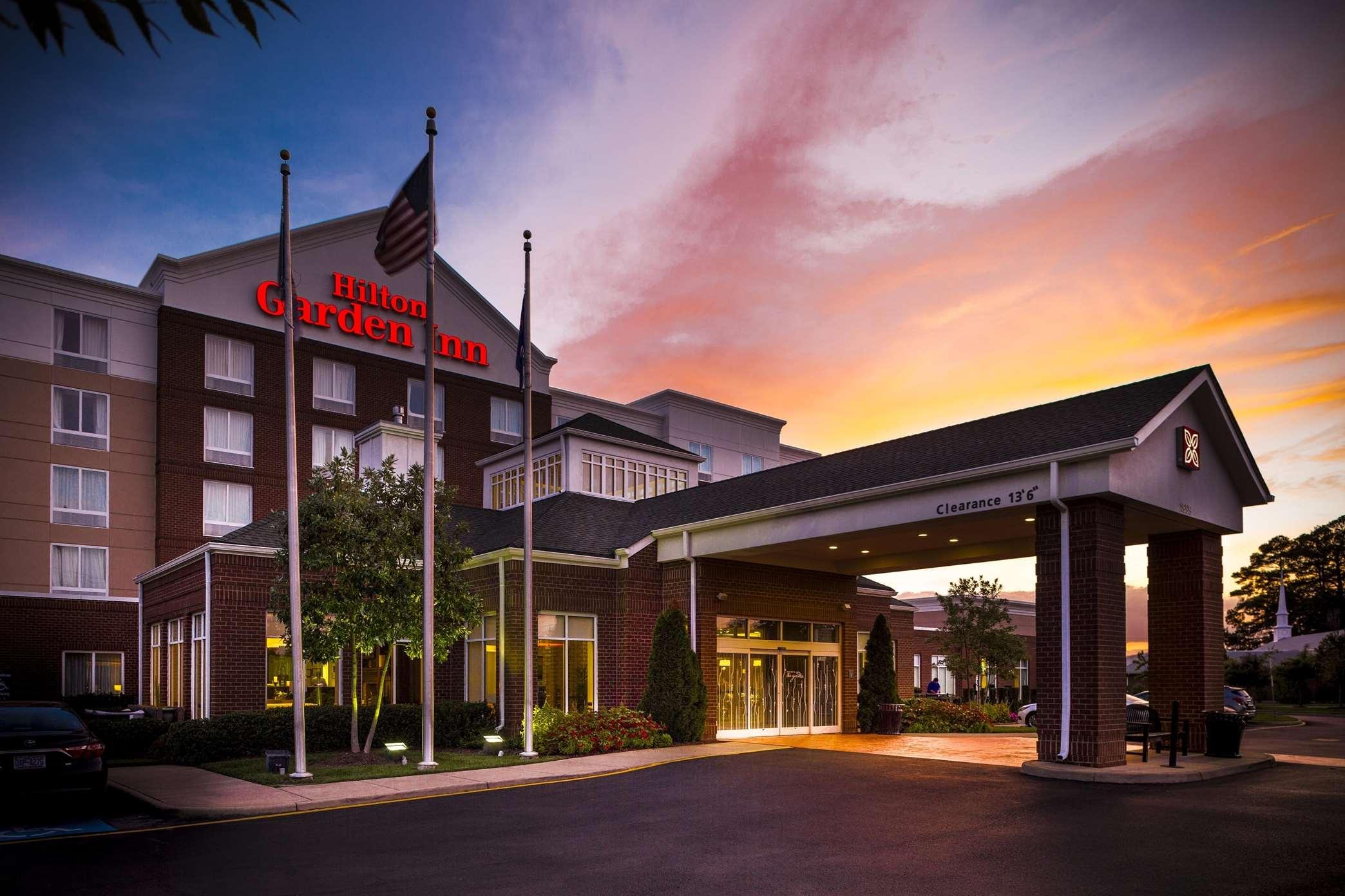 Hilton Garden Inn Hampton Coliseum Central Hampton Virginia Va