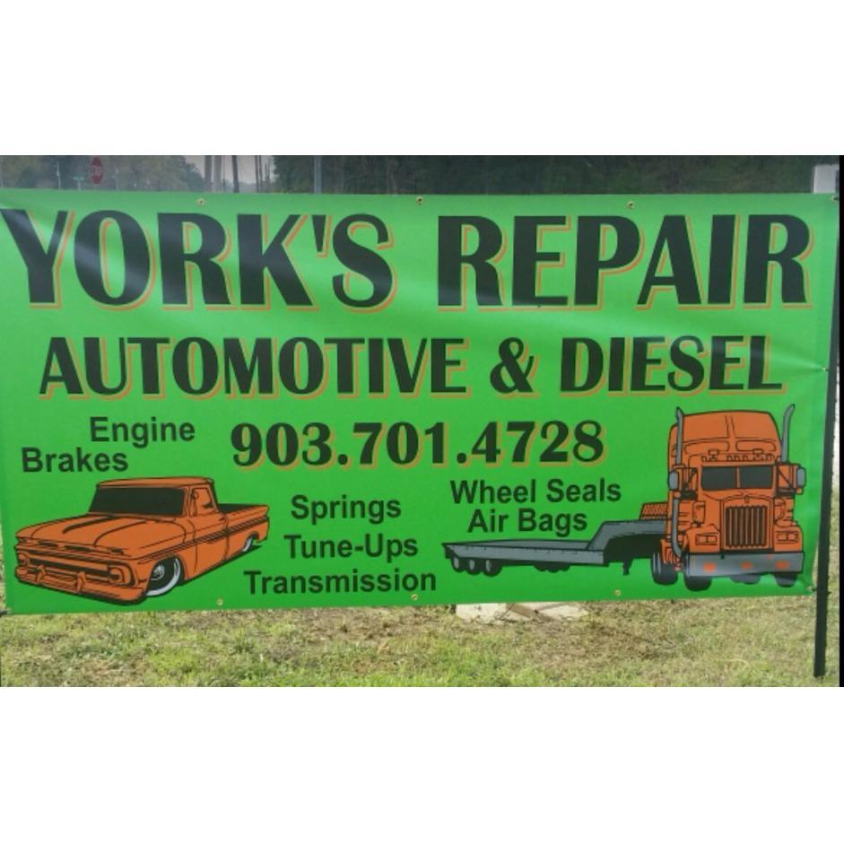 York's Repair