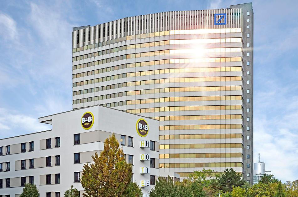 B&B Hotel Frankfurt-West, Wilhelm-Fay-Straße 53 in Frankfurt
