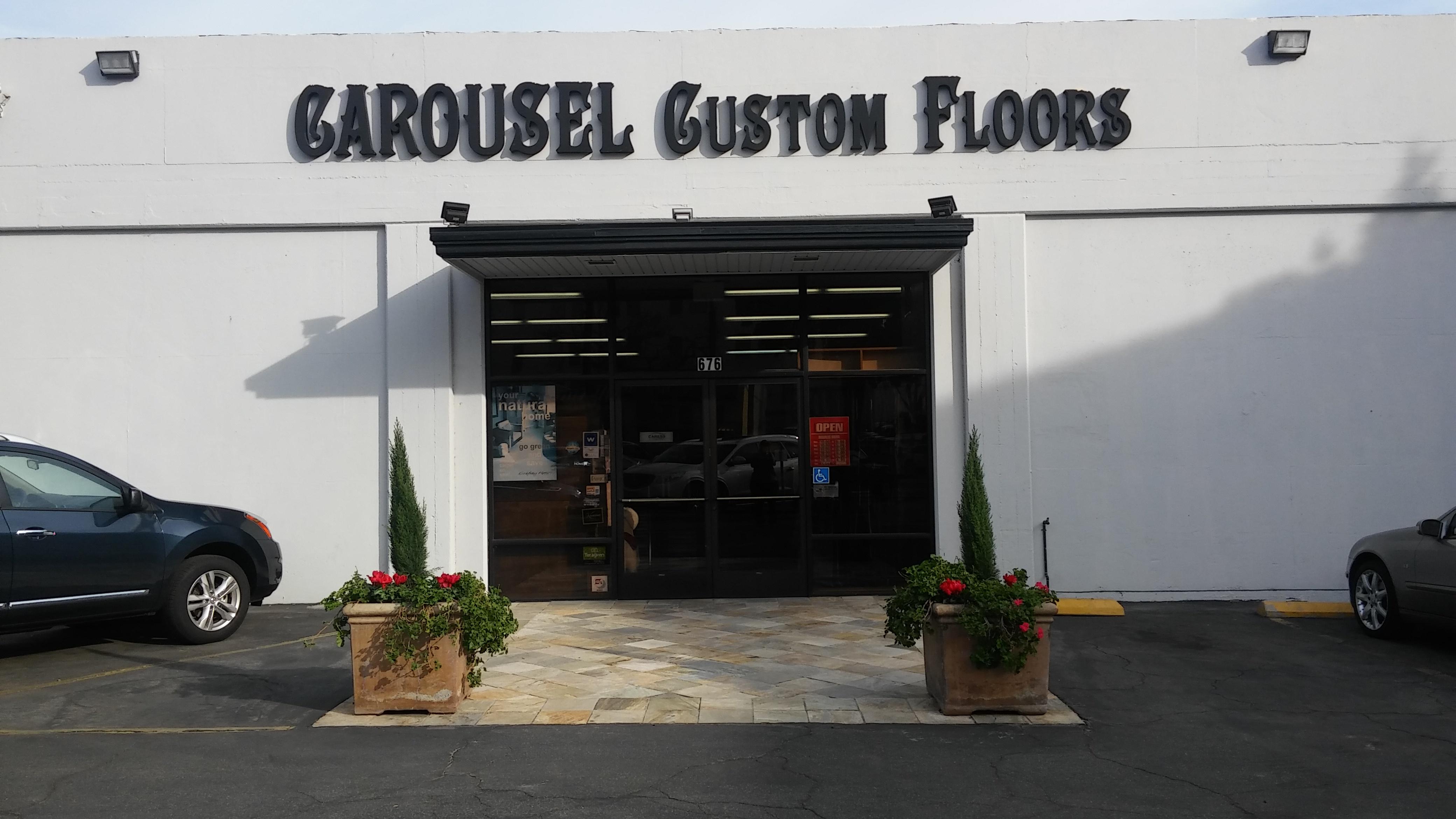 Carousel custom floors in pasadena ca 91101 for Pasadena floors