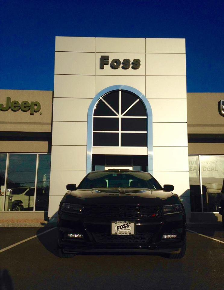 Foss motors exeter new hampshire nh for Foss motors jeep nh