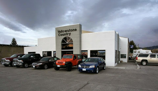 yellowstone country motors in livingston mt 59047