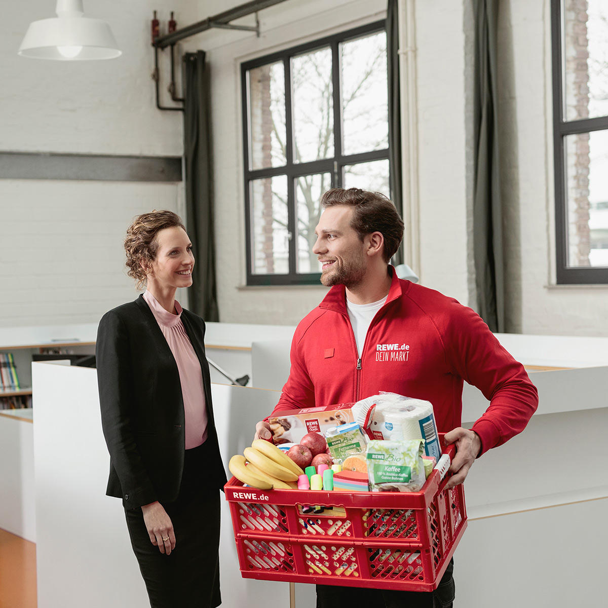 Foto de REWE Markt GmbH - REWE Lieferservice für Geschäftskunden Köln