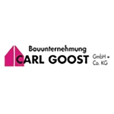 Bild zu Carl Goost GmbH & Co. KG Bauunternehmung in Wuppertal
