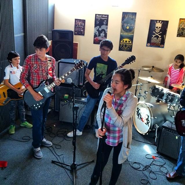 School of Rock Metepec