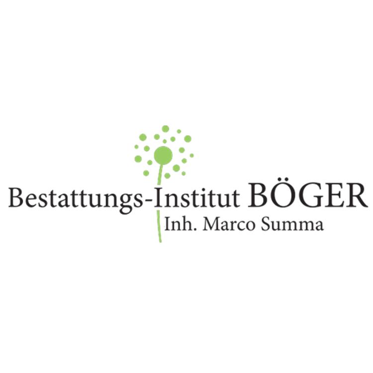 Bild zu Bestattungs-Institut Böger Inhaber Marco Summa e.K. in Rinteln