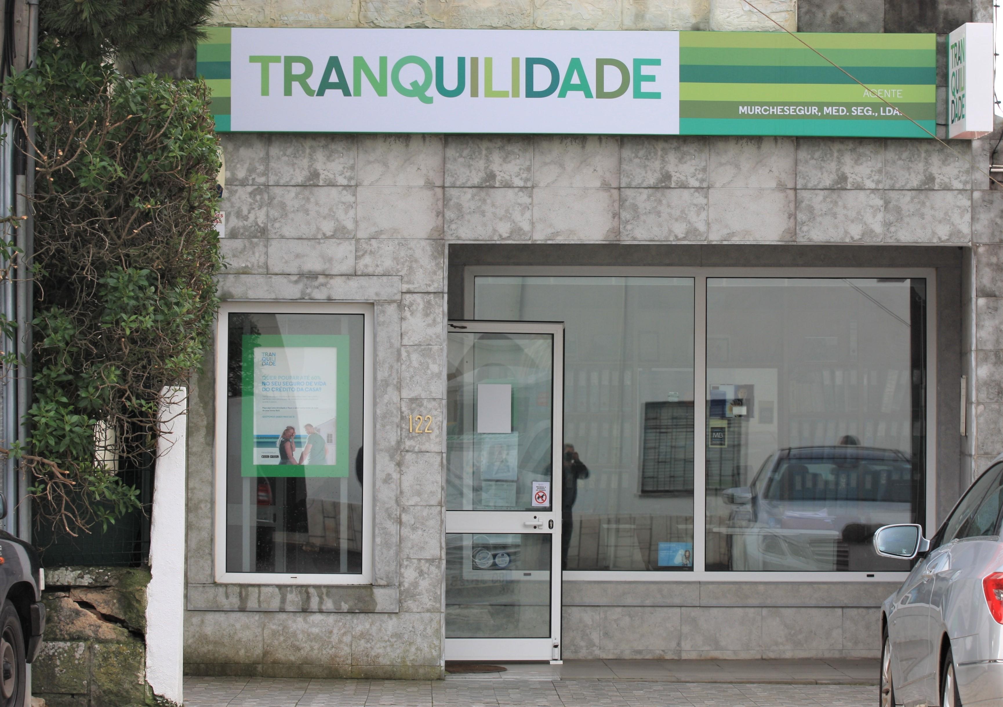 TRANQUILIDADE: Agente Murchesegur Mediação Seguros LDA.
