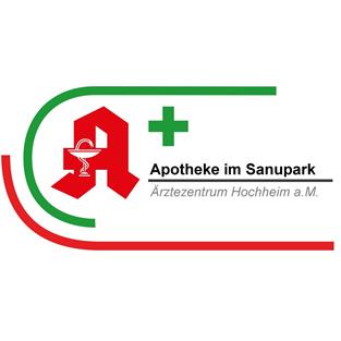 Logo der Apotheke im Sanupark