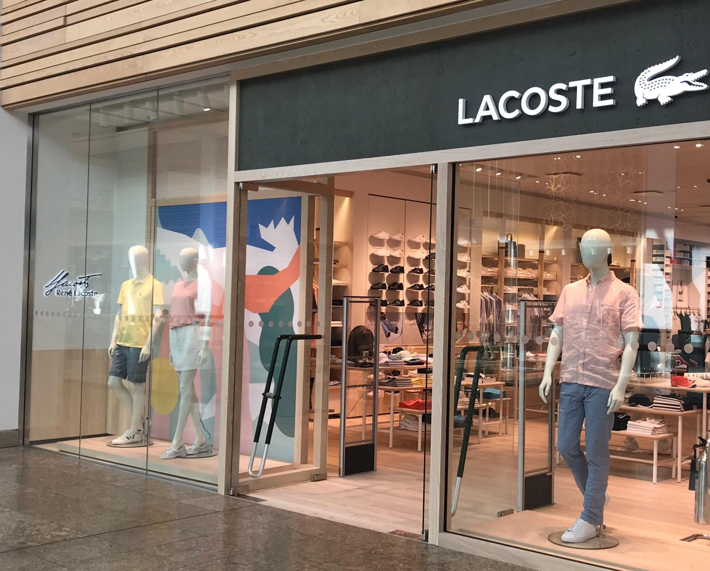 Lacoste - Sheffield, South Yorkshire S9 1EP - 01142 569062 | ShowMeLocal.com