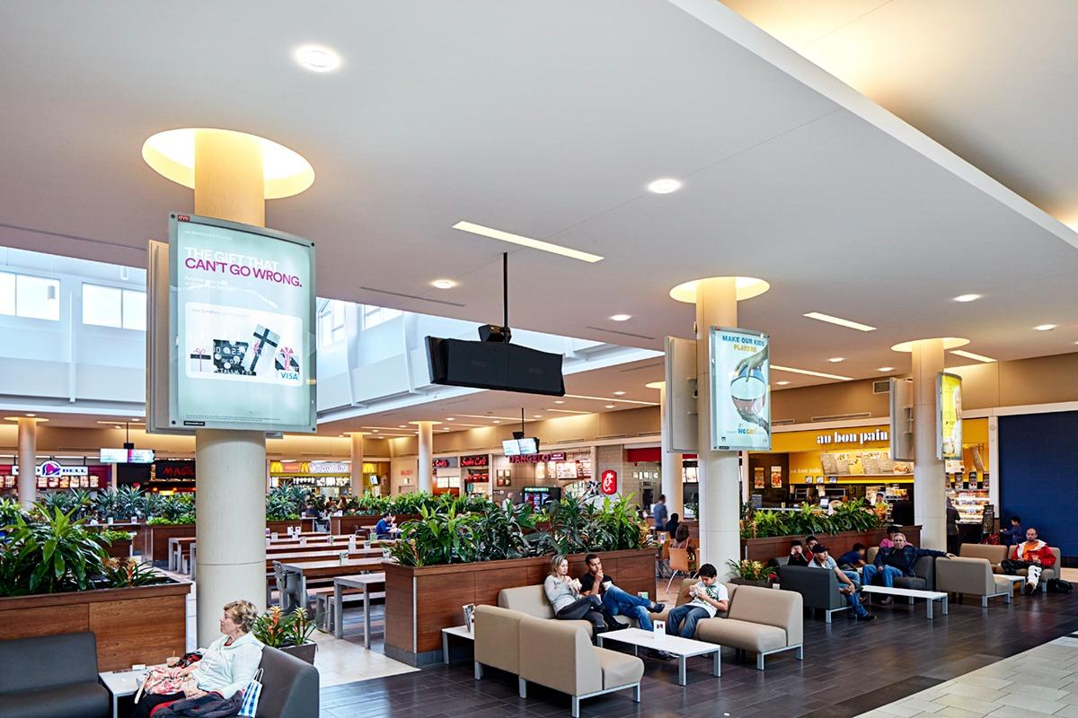 North Shore Mall Food Court