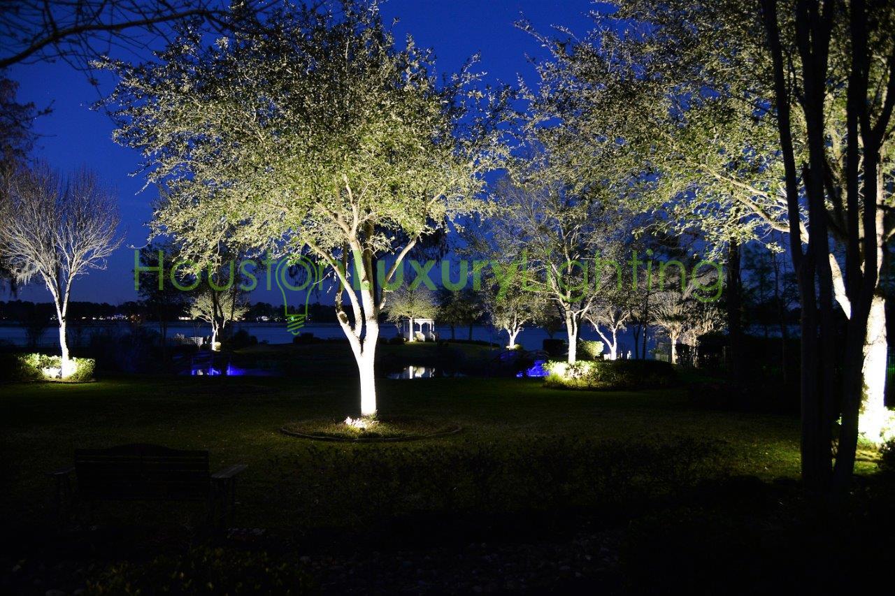 Houston luxury lighting spring texas tx for Luxury outdoor lighting
