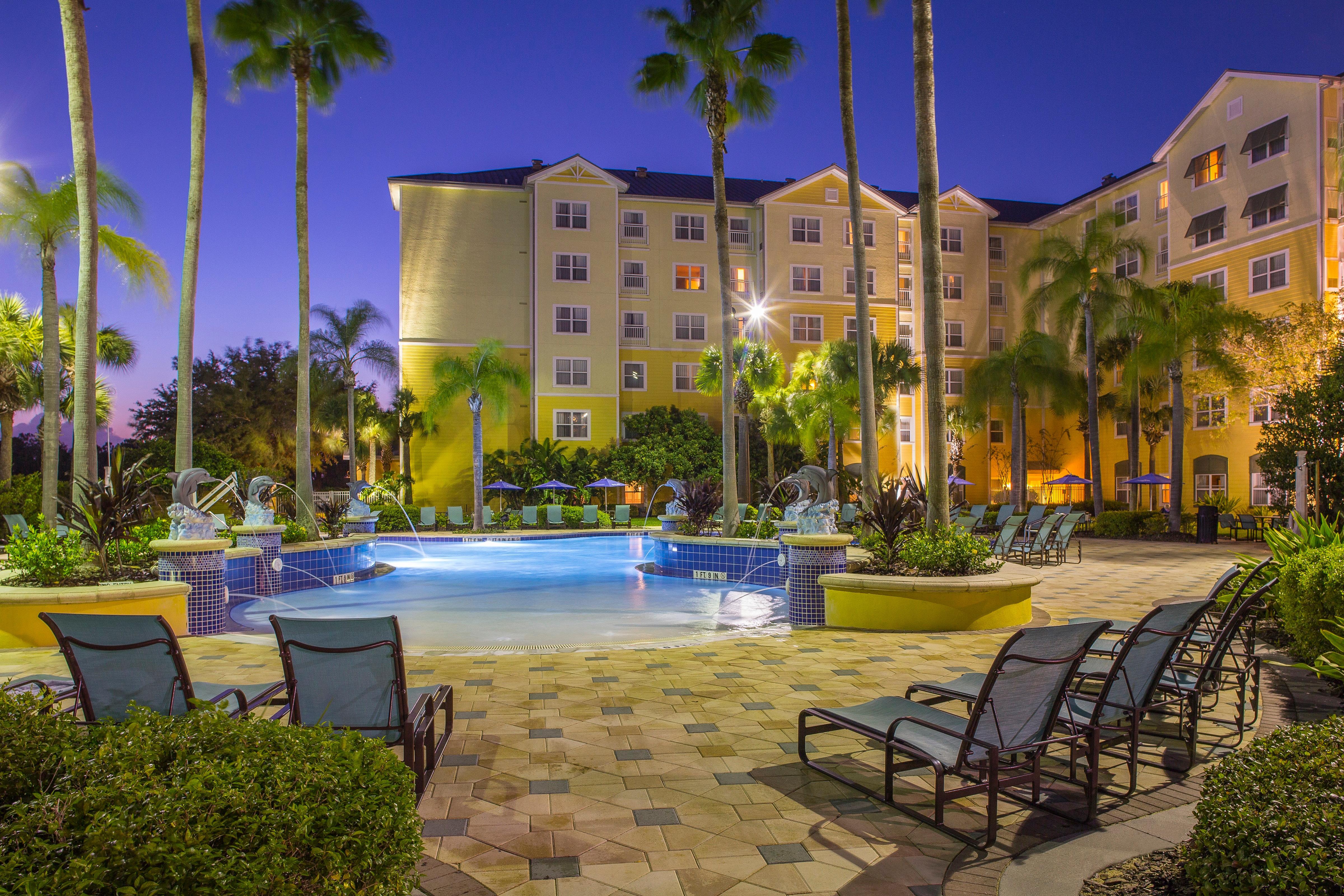 Residence Inn By Marriott Orlando At Seaworld Orlando Florida Fl