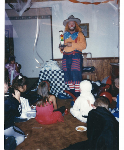 Jolly Wally The Clown
