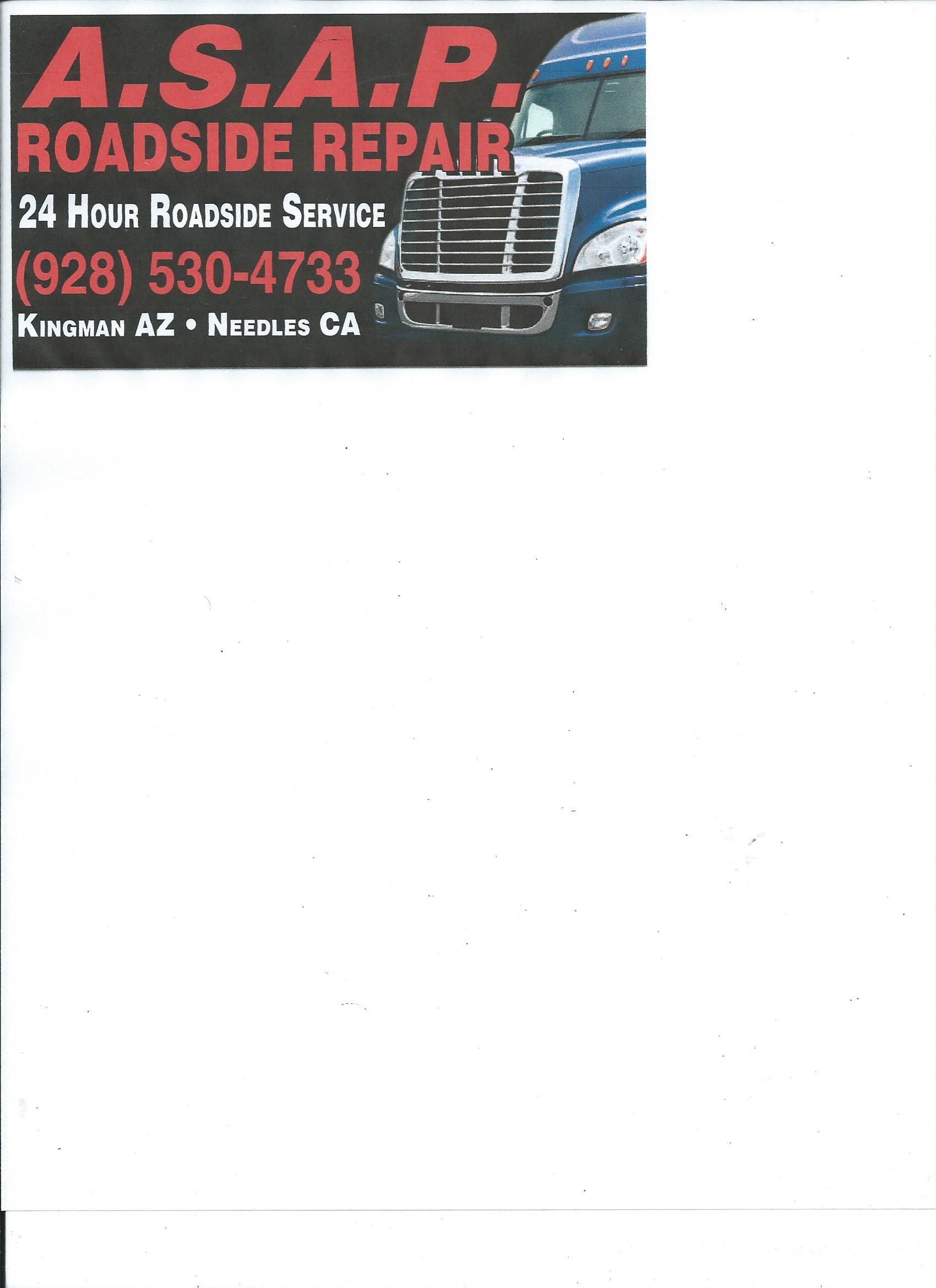 A.S.A.P. REPAIR 24 Hr Roadside Service image 4