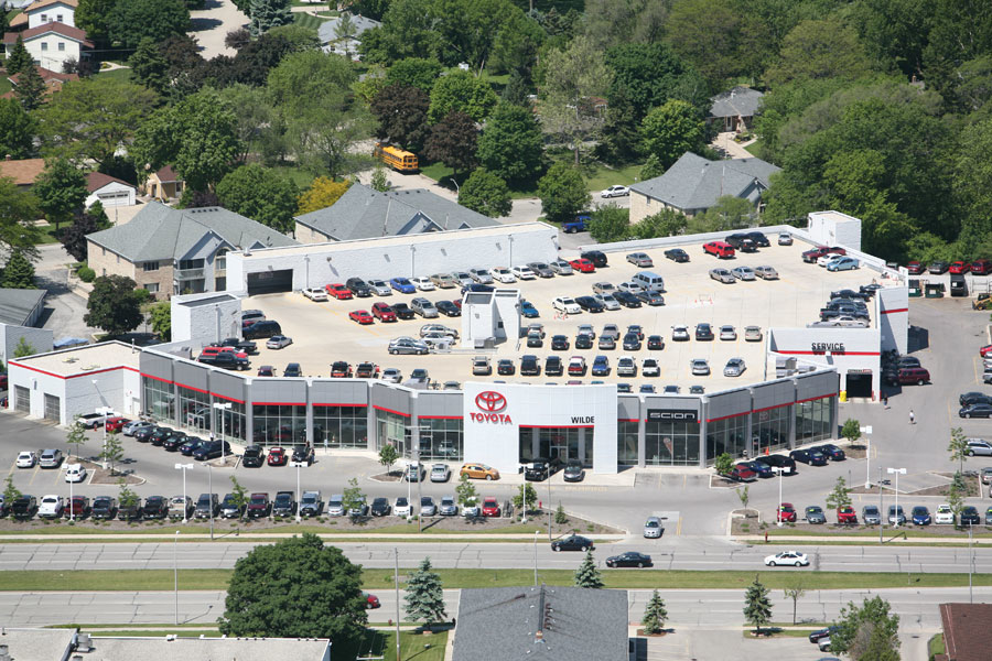 Wilde Toyota Reviews 3225 S 108th St West Allis Wi N49