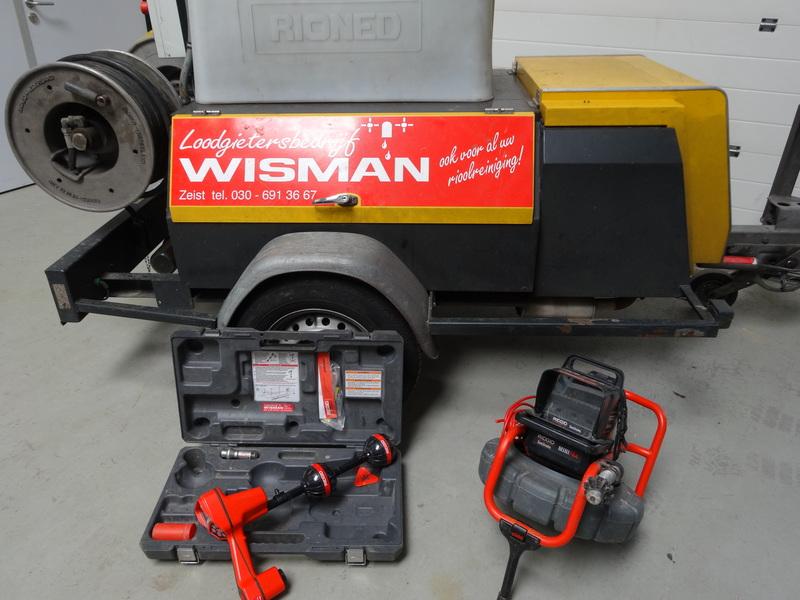 Loodgietersbedrijf Wisman BV