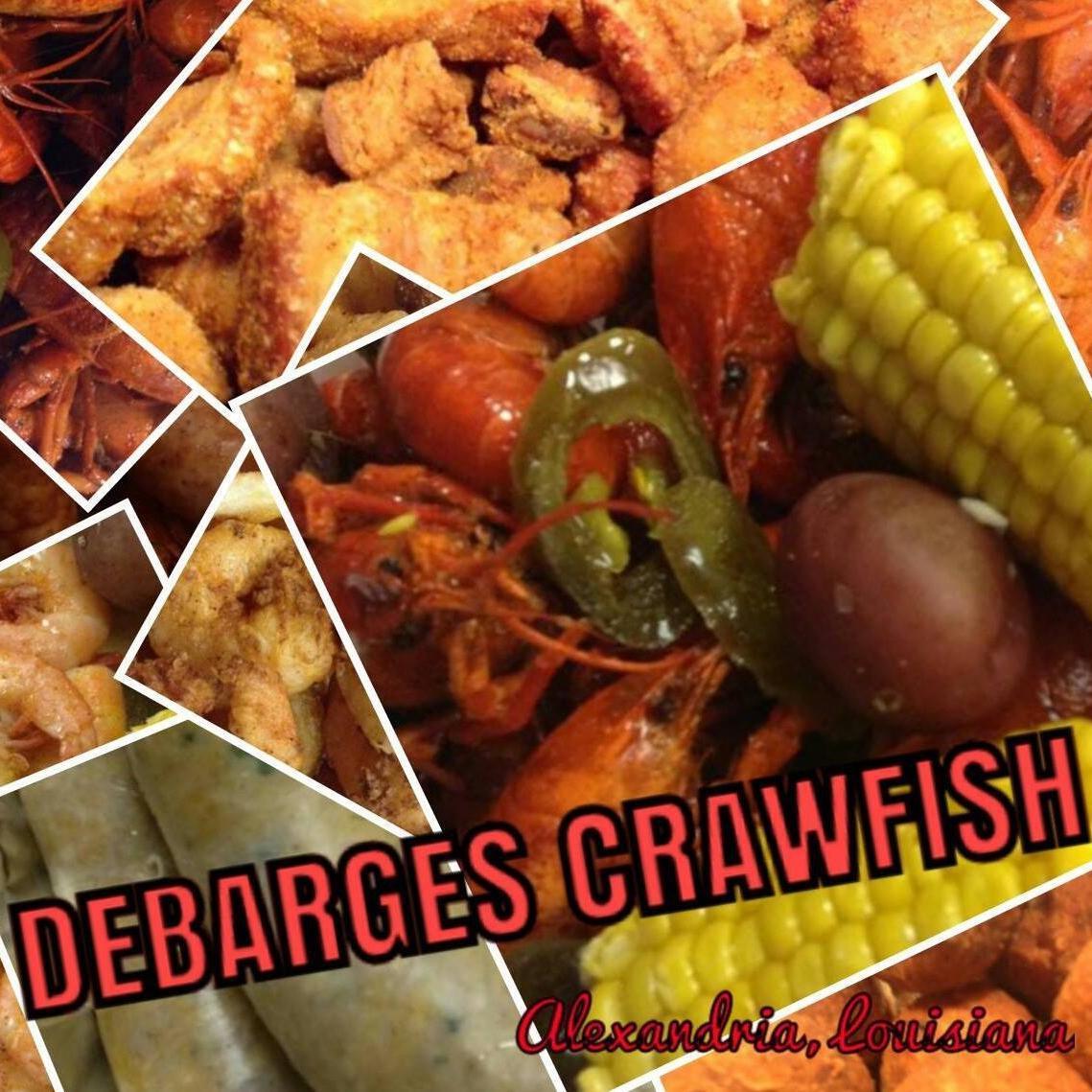 Debarge's Crawfish