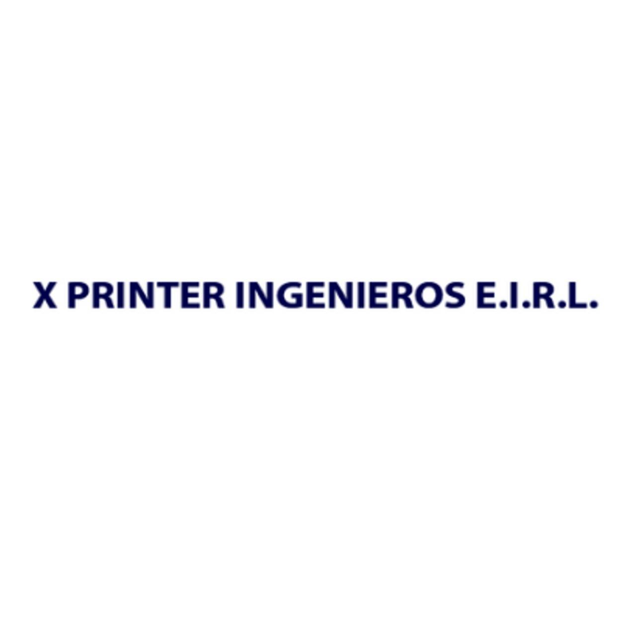 X Printer Ingenieros EIRL Callao