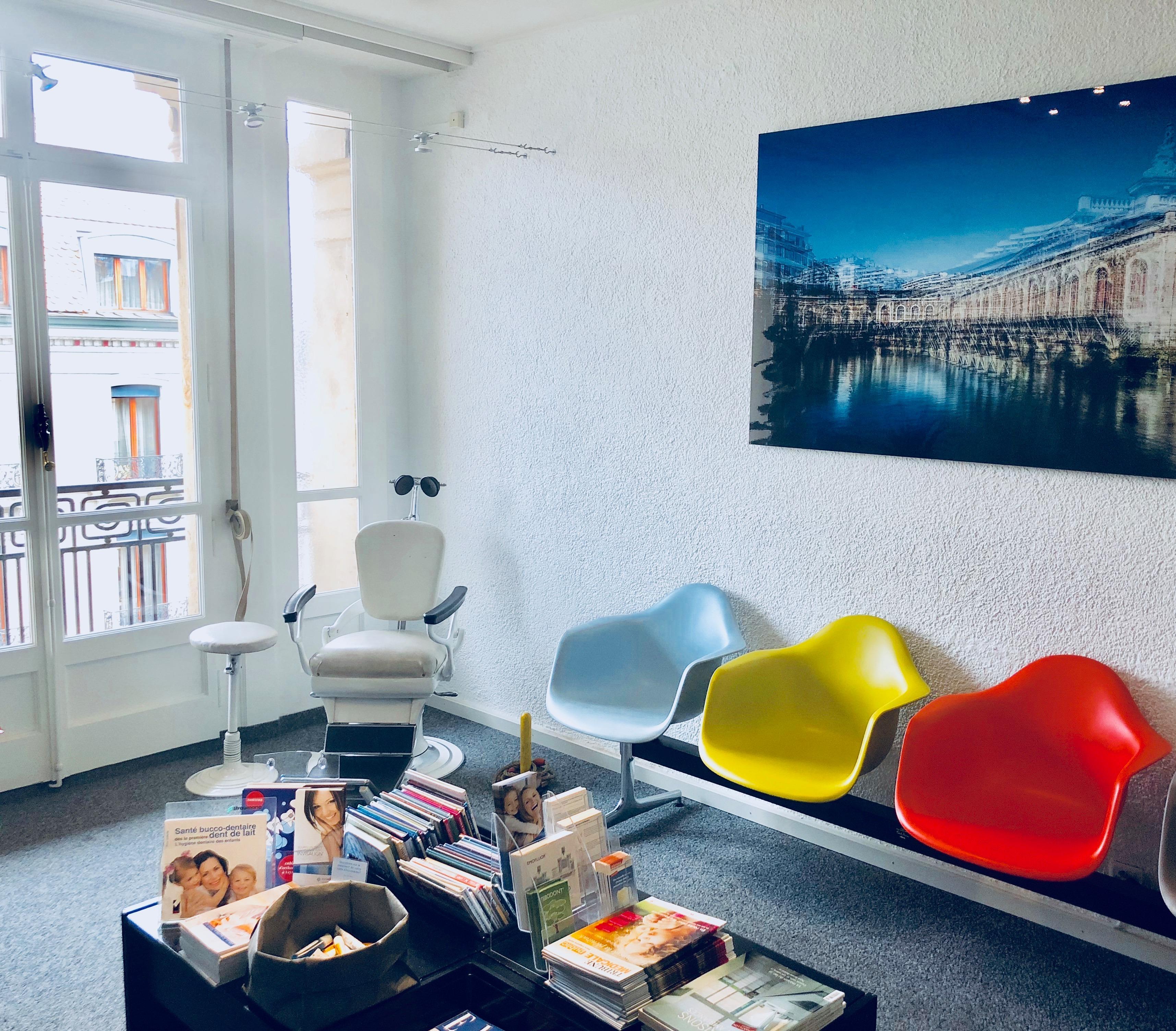 Fabienne Tobler, Genève