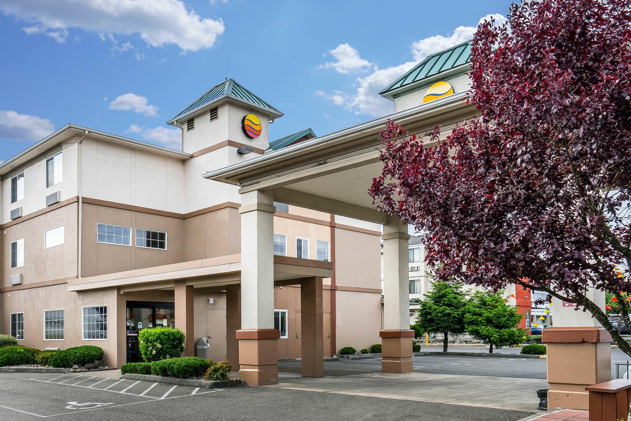 Tacoma Hotels Near Tacoma Dome