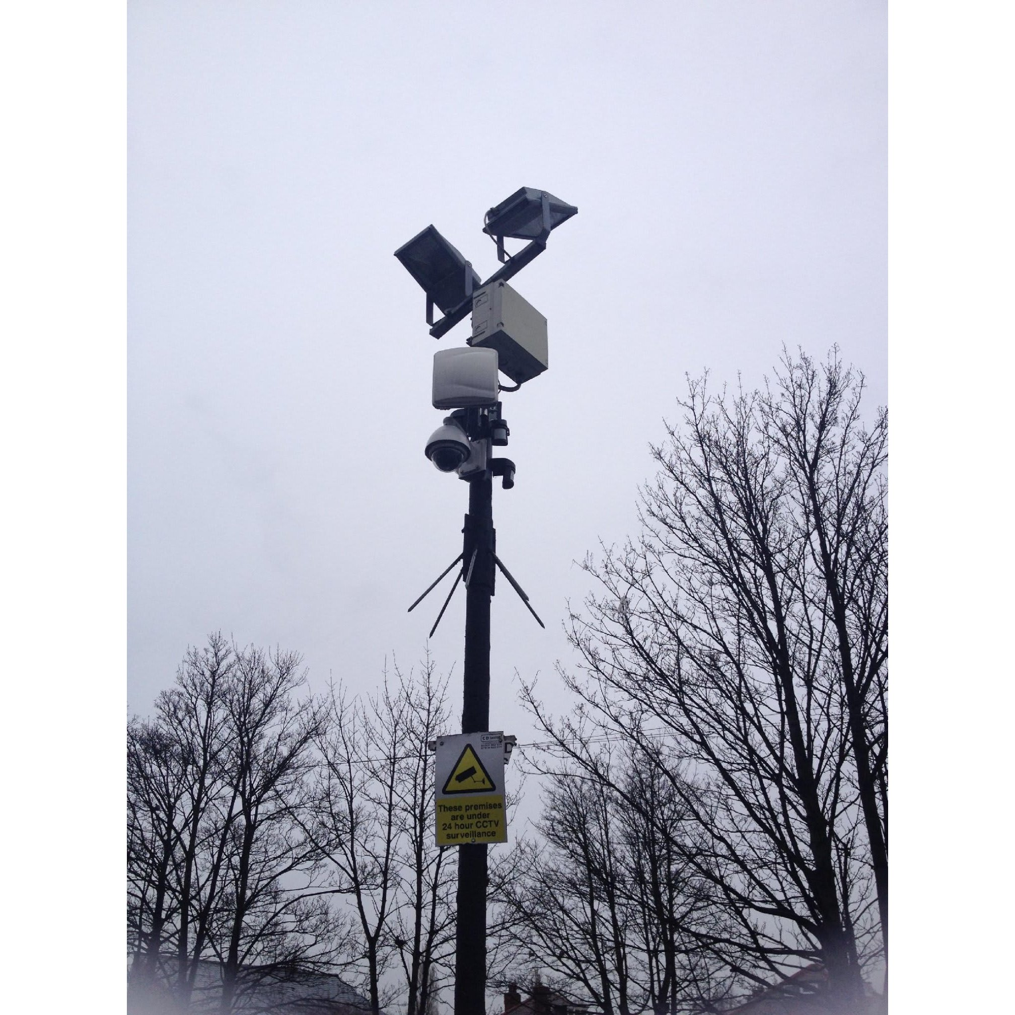 C D Install Cctv & Security Systems - Doncaster, South Yorkshire DN4 0JT - 07974 622935   ShowMeLocal.com