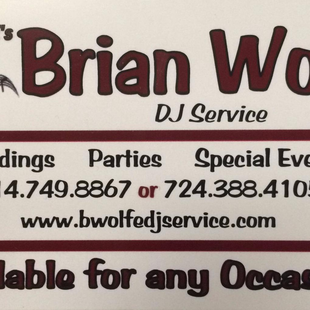 Brian Wolfe Dj Services