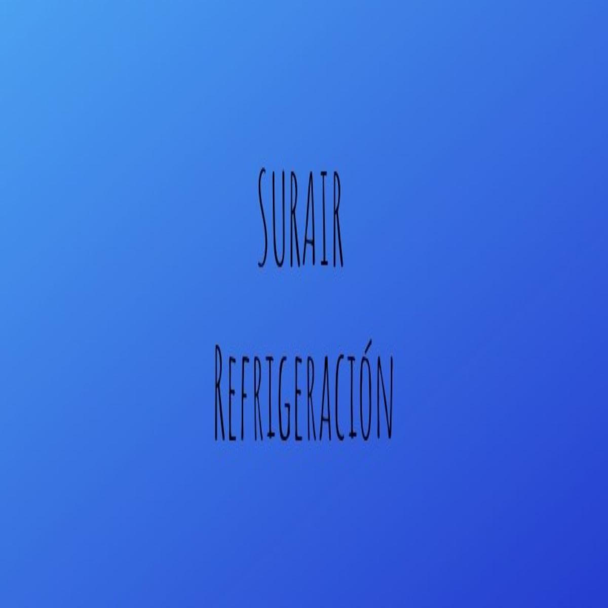 SURAIR REFRIGERACION
