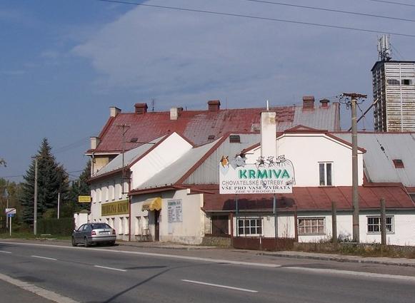 Josef Štěpanovský - krmiva