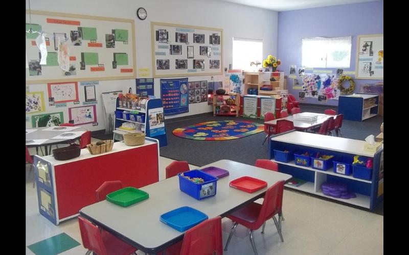 Discovery Preschool Classroom