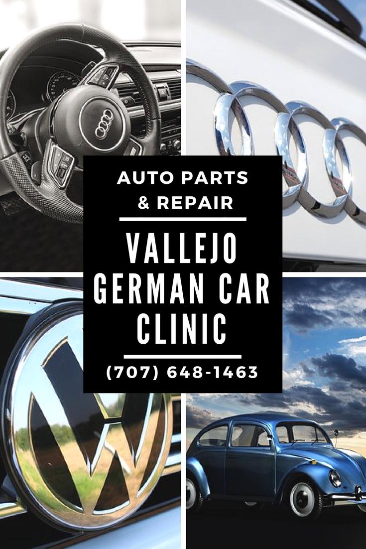 Vallejo German Car Clinic