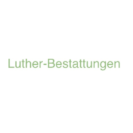 Luther-Bestattungen