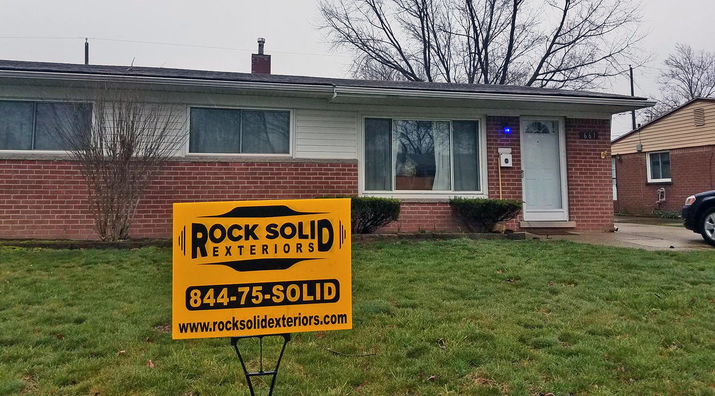 rock solid exteriors licensed roofers and siding contractors in mount clemens mi 48043