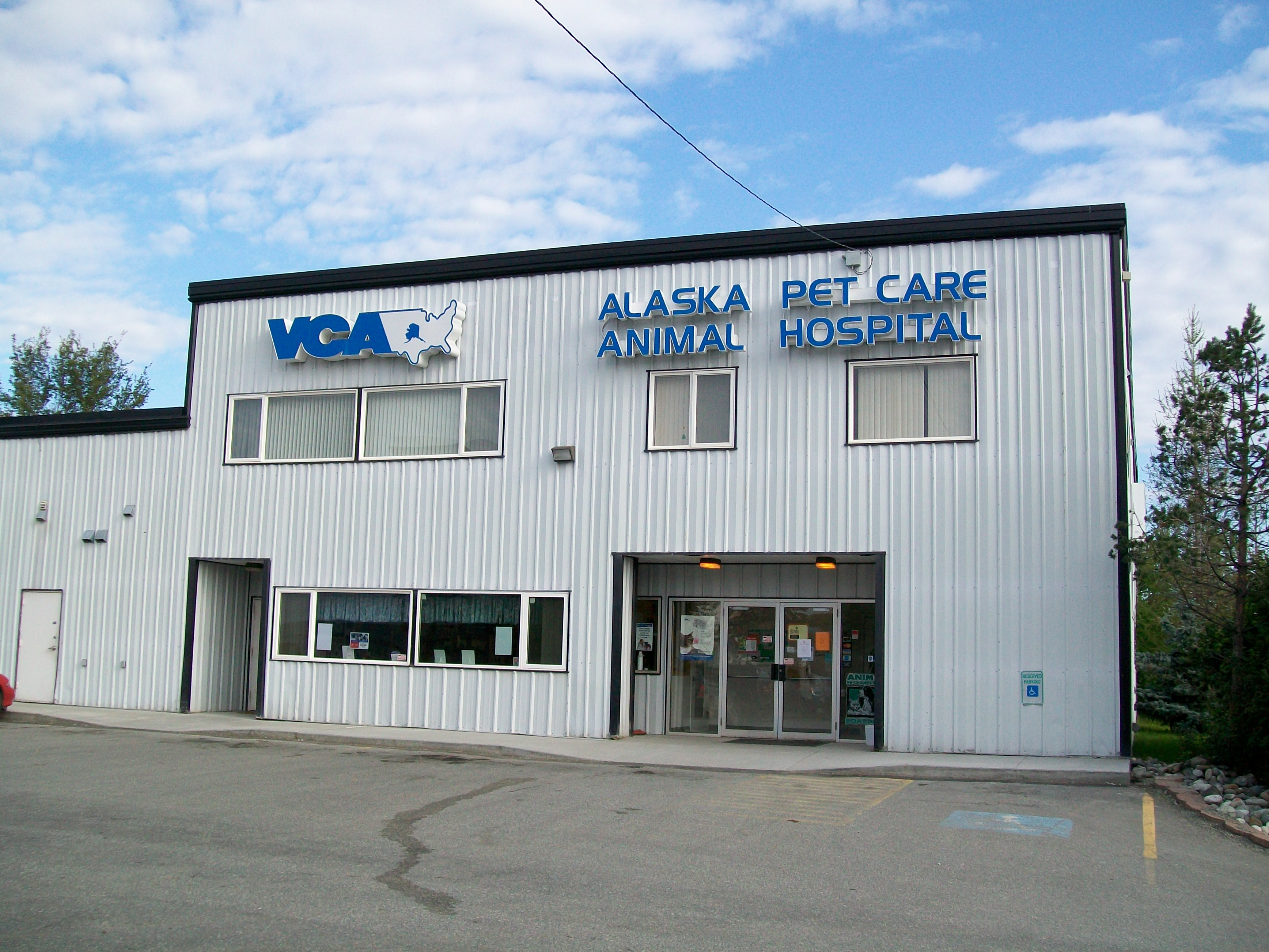 VCA Alaska Pet Care Animal Hospital