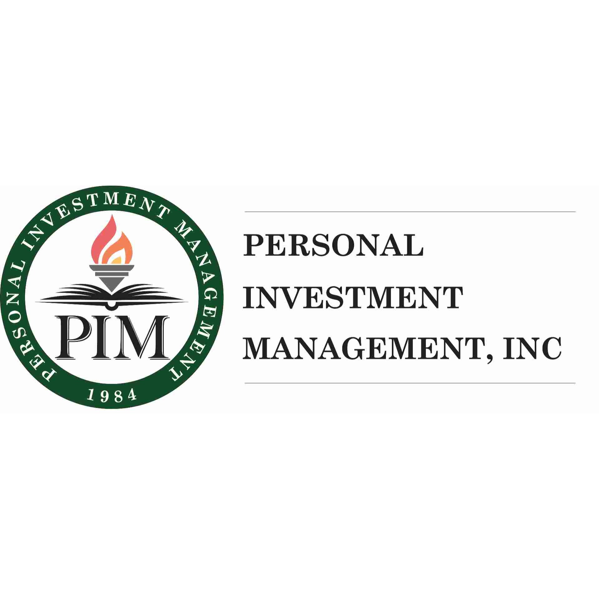 Personal Investment Management