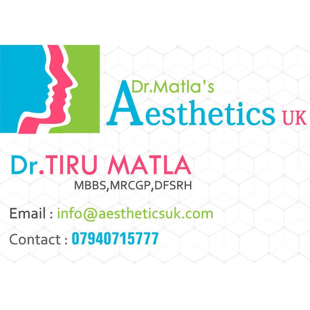 Dr. Matla's Aesthetics - Newcastle Upon Tyne, Tyne and Wear NE3 1DB - 07940 715777   ShowMeLocal.com