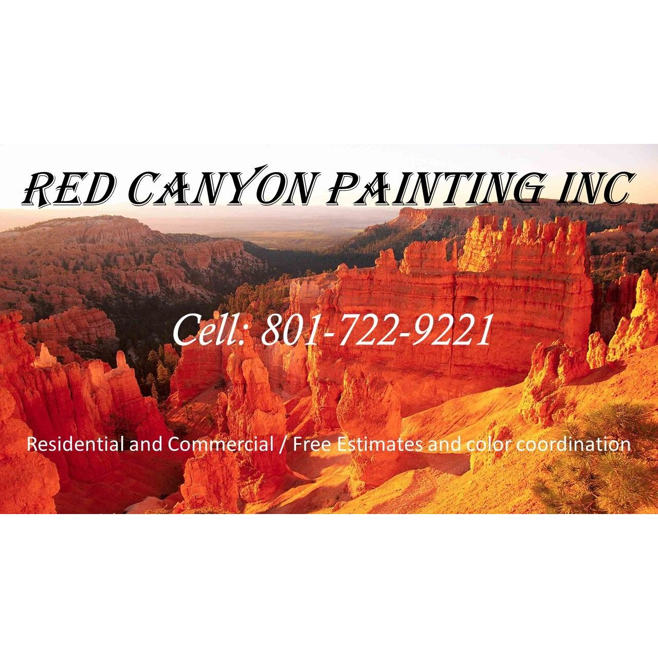 Red Canyon Painting Inc. - Provo, UT - Painters & Painting Contractors