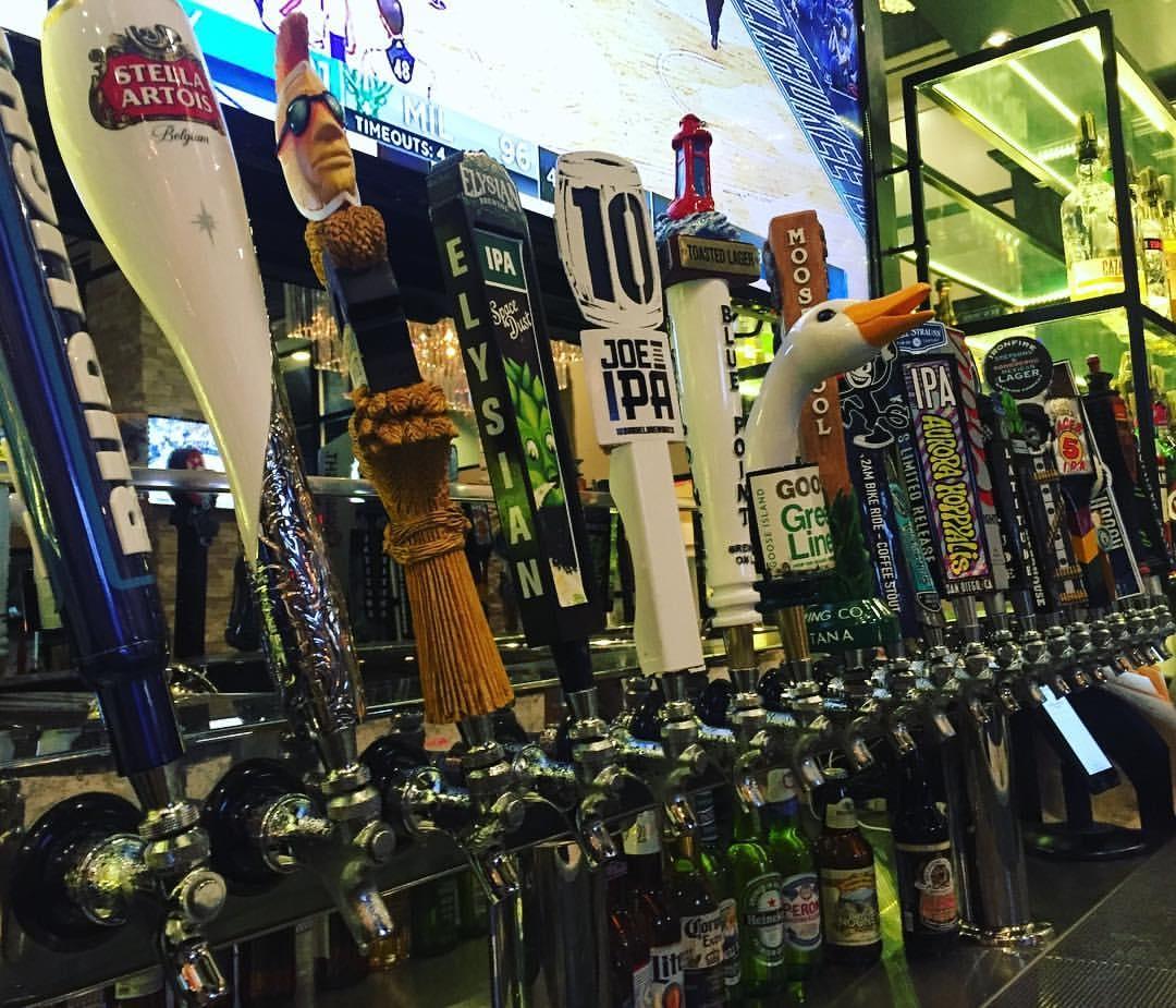 Craft Beer Restaurants Near Me