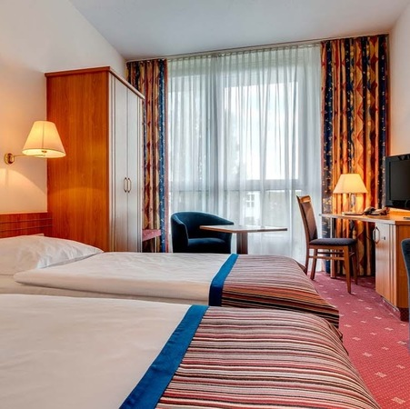 Park Inn by Radisson Berlin City-West Hotel