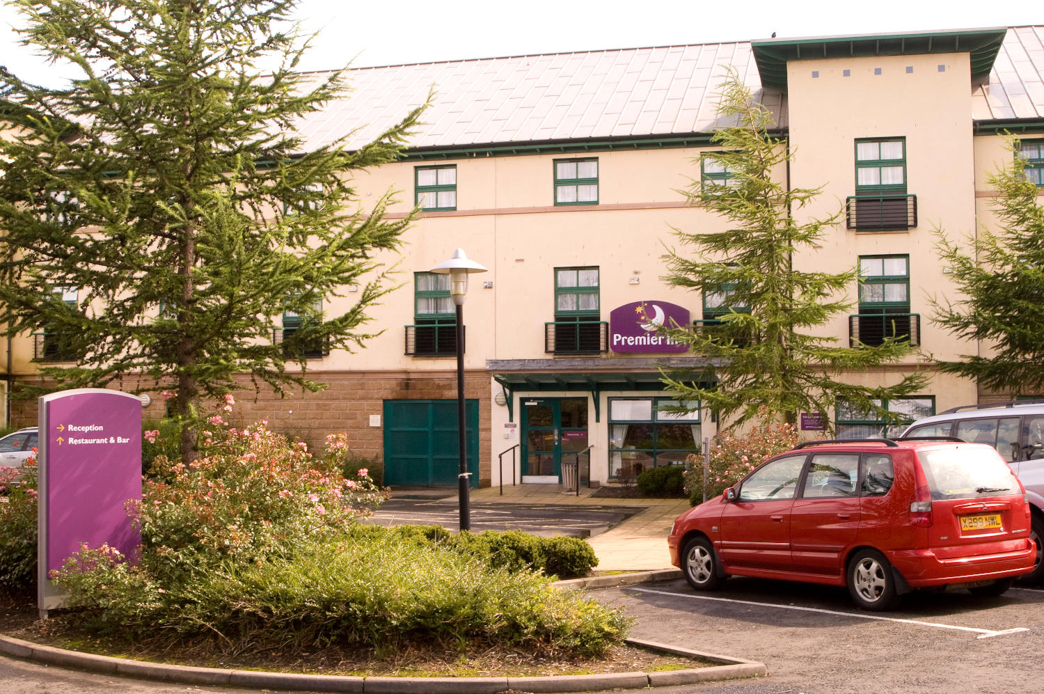 Premier Inn Edinburgh (South Queensferry) hotel