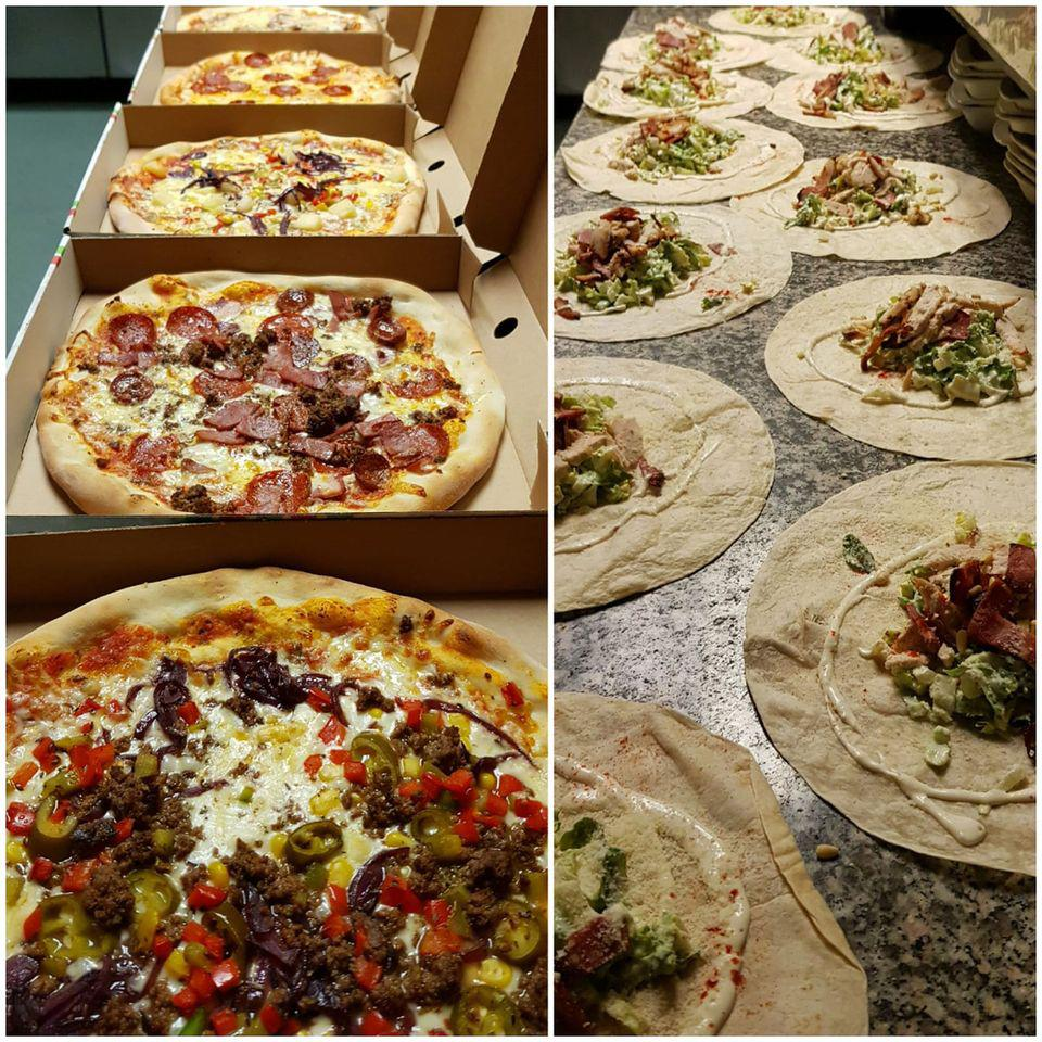 Mezzo Italian Restaurant 8