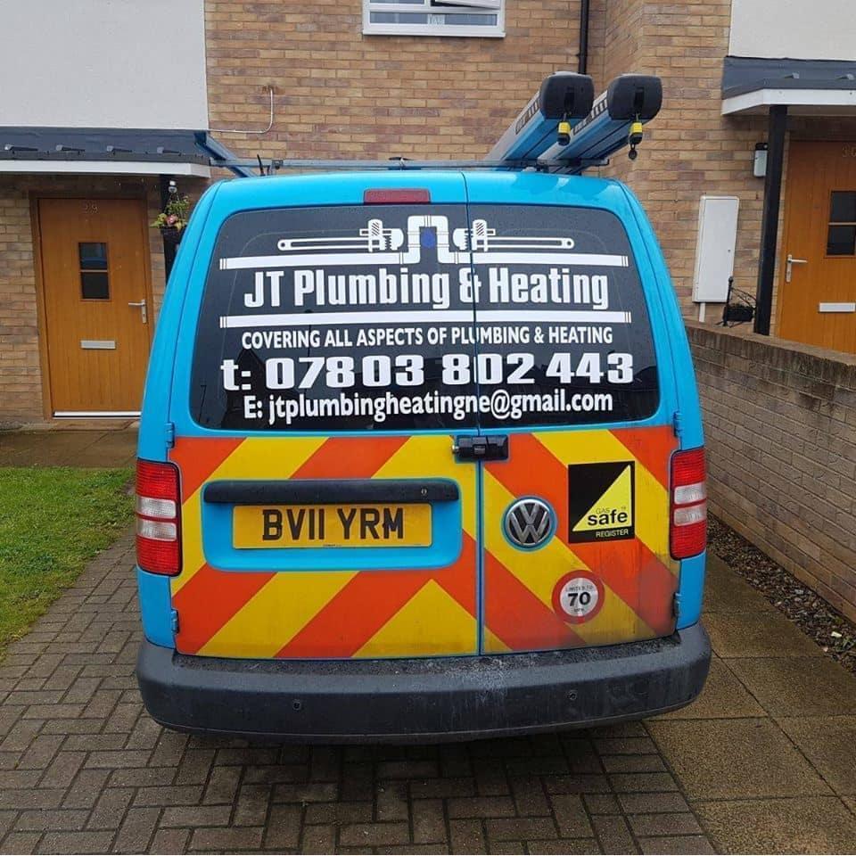 J T Plumbing & Heating - Sunderland, Tyne and Wear SR5 5TS - 07803 802443 | ShowMeLocal.com