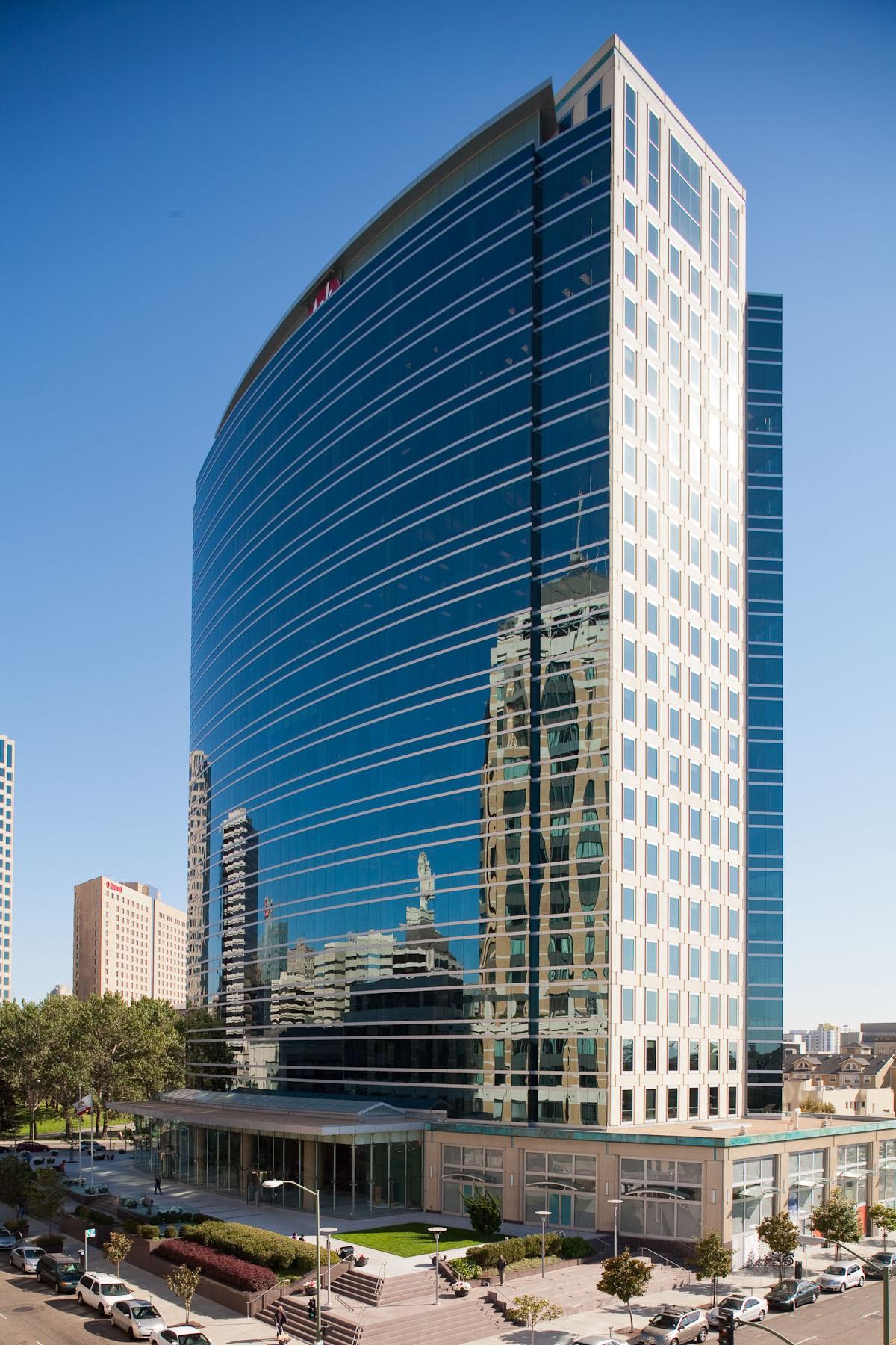 Corporate Business Building Corporate Business Len...