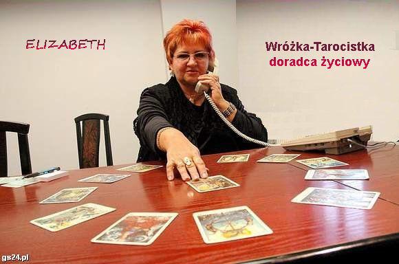 """Wróżka """"Elizabeth"""" - Doradca życiowy - Elżbieta Tołoczko"""