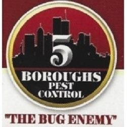 Five Boroughs Pest Control