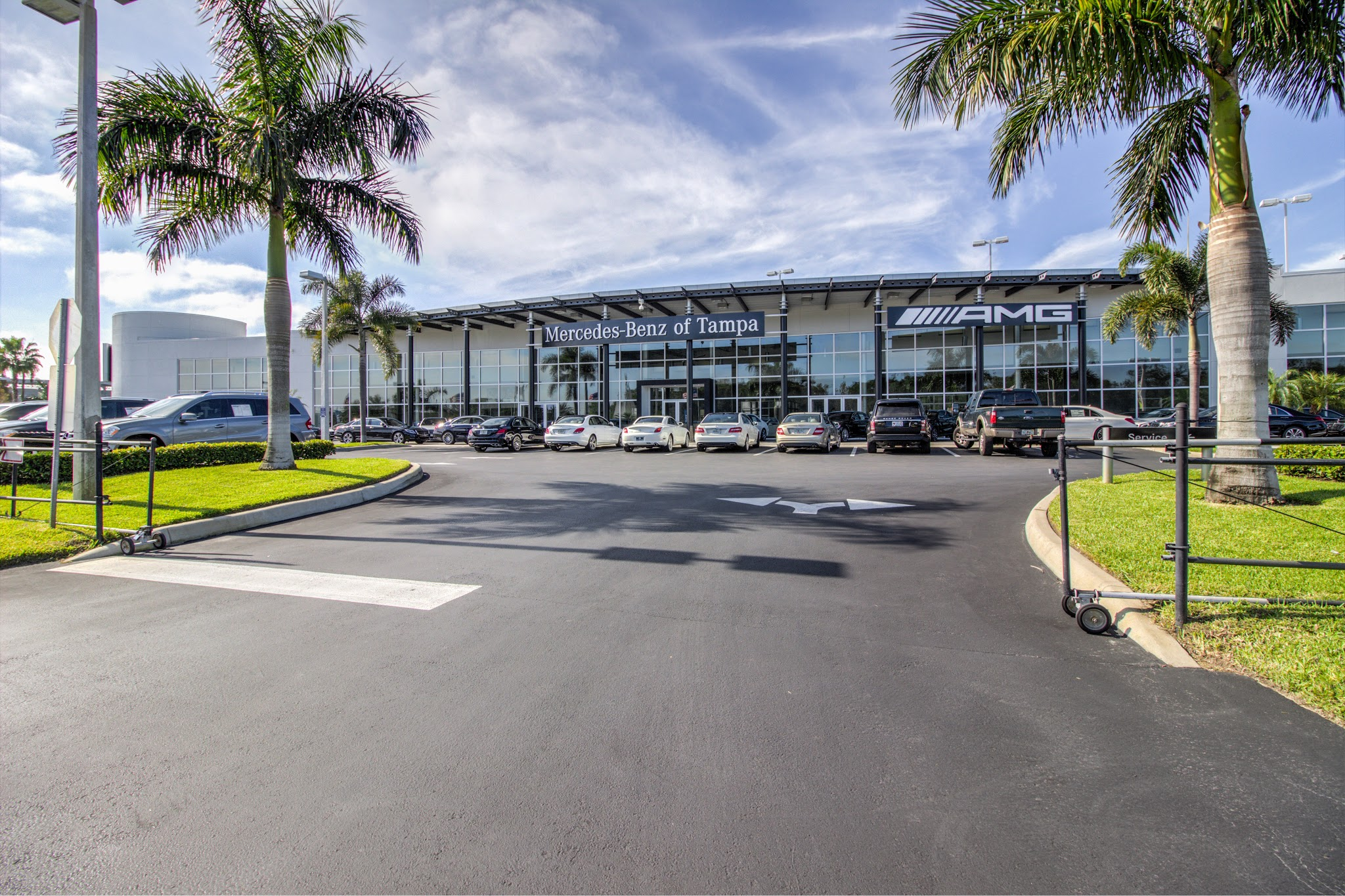 Mercedes benz of tampa tampa florida fl for Mercedes benz dealer in tampa fl