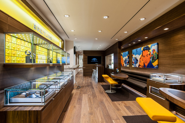 Breitling Boutique Prague
