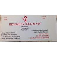 Richard's Lock & Key