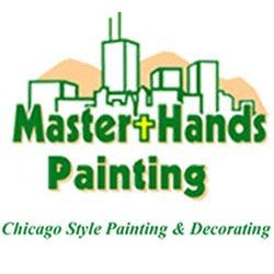Master Hands Painting