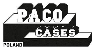 """""""PACO CASES"""" Producent Skrzyń i Walizek Transportowych"""