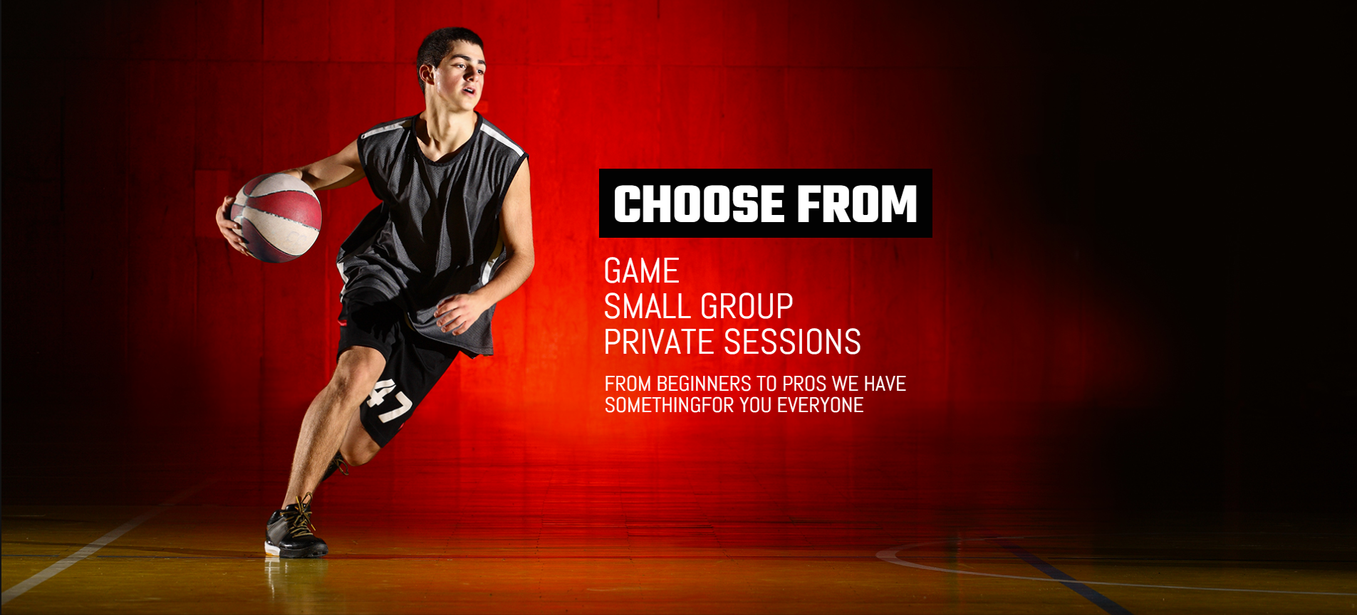 From beginners to pros, we have something for everyone.